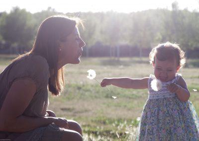 Amor madre hija
