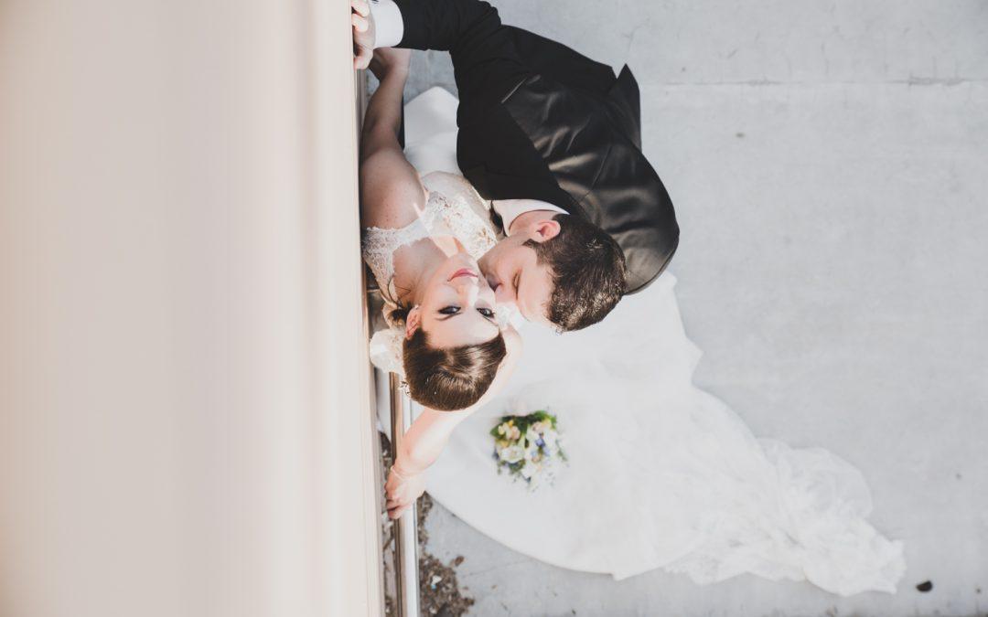 Reportaje de boda de David y Silvia