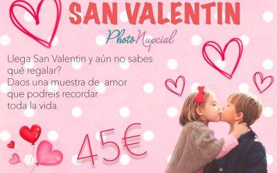 Sesión de San Valentín