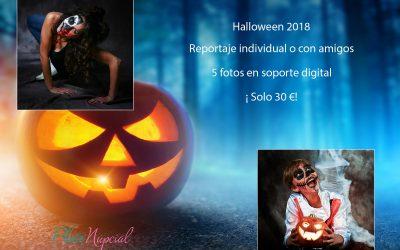 Reportaje de fotos Halloween