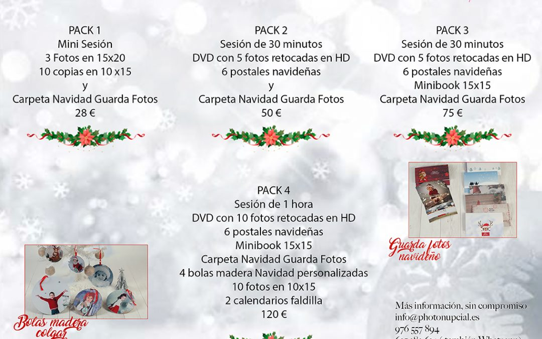 Reportajes Navidad 2018